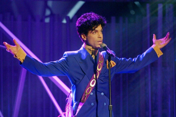 In Loving Memory: Prince's Shadiest Moment