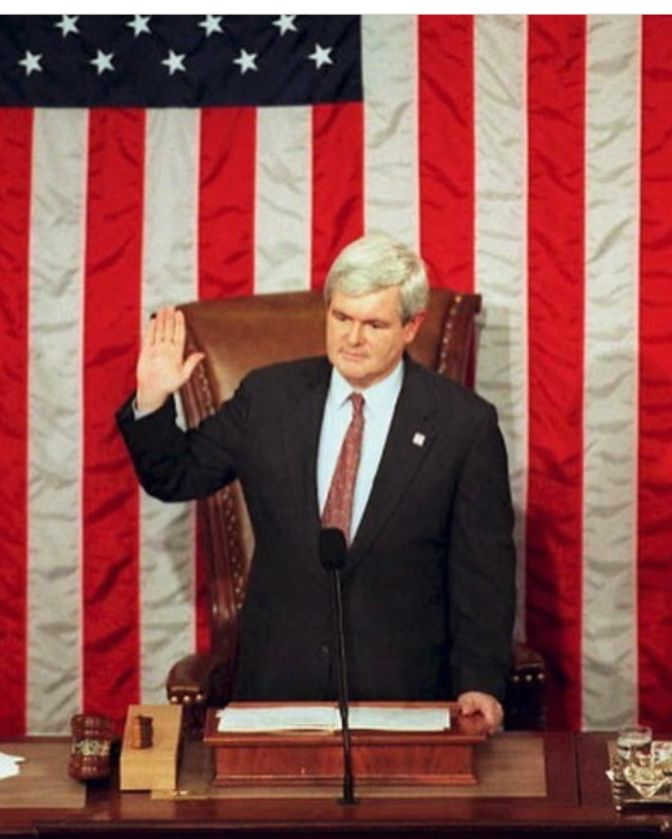 Child Labor Or Nah: Newt Gingrich Has Plan For College Students To Graduate Debt Free…But There's A Catch